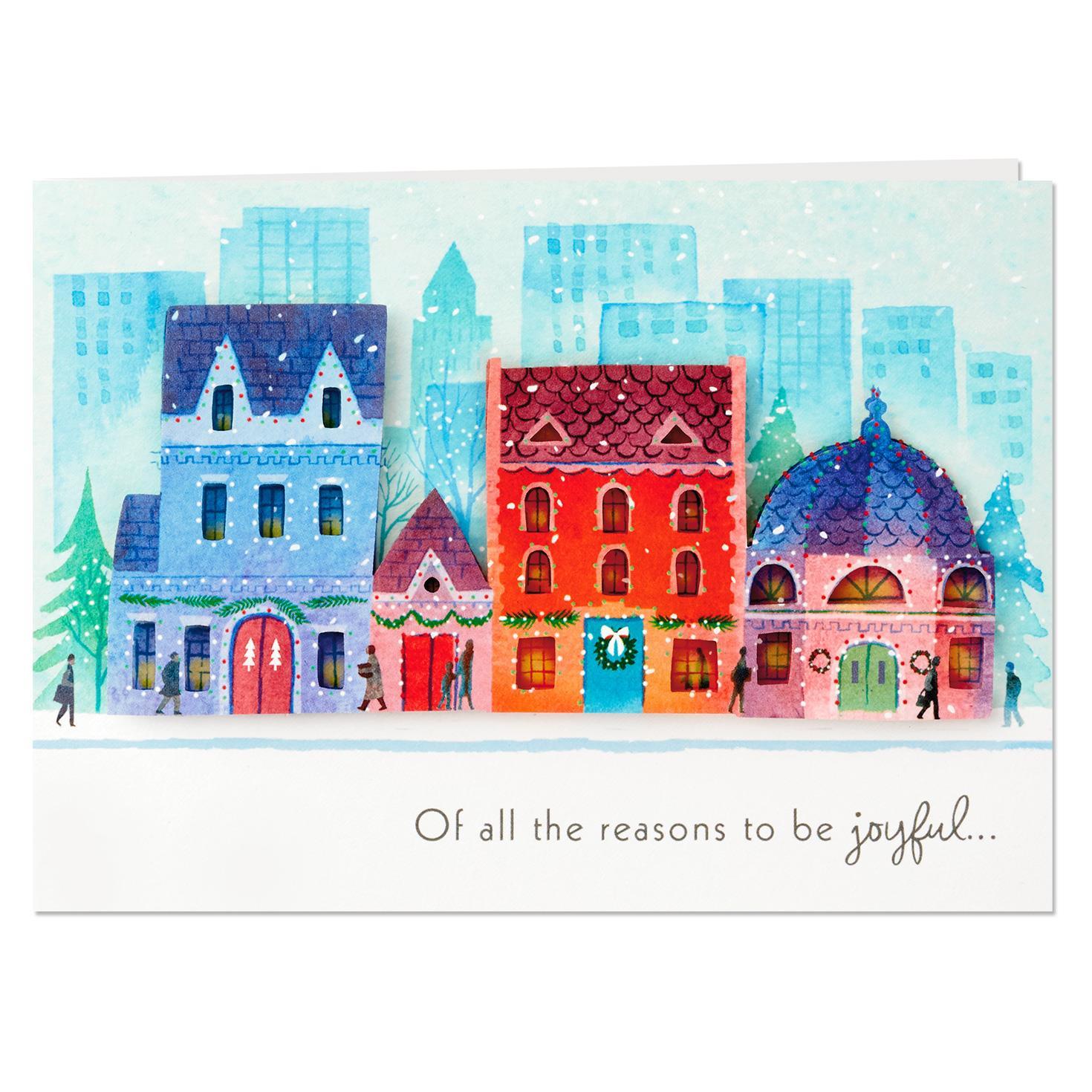 Cityscape All The Reasons To Be Joyful Mini Pop Up