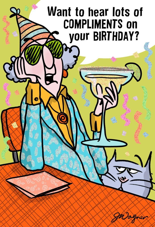My Compliments Funny Birthday Card Greeting Cards Hallmark