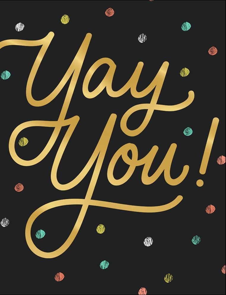 Yay You Birthday Card Greeting Cards Hallmark