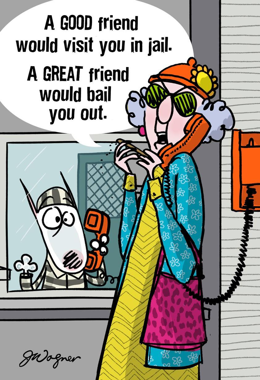 Friend Like Me Funny Just Because Card Greeting Cards