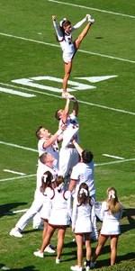Social Media Cheerleaders