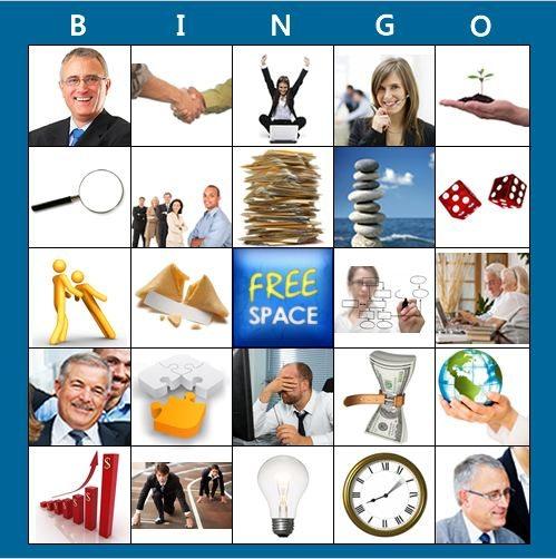Stock image Bingo