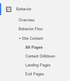 Page Path Dimensions in Google Analytics