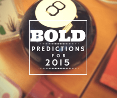 Hall Internet Marketing's Predictions for 2015