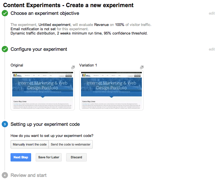 content-experiment-step-8