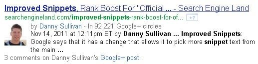 Google Authorship Has Been Removed From Search