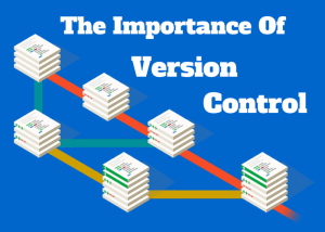 Why version control is critical for developers.