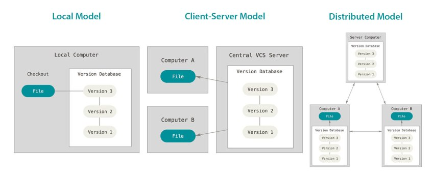 Version Control Models