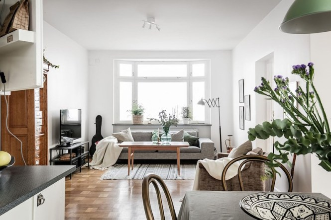 Likable Modern Vintage Apartment Decor With Stunning Home Brisbane