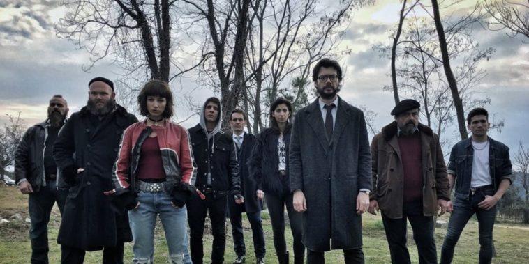 La Casa De Papel Le 30 Citazioni Iconiche Della Serie Tv