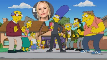 I Simpson, la 33° stagione si aprirà con un musical: Kristen Bell sarà Marge