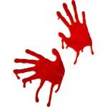 bloed handen halloween