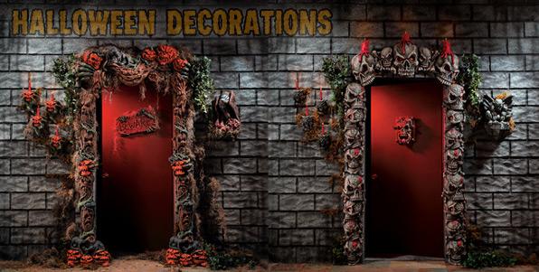 Decoration Ideas Halloween Outdoor Scary