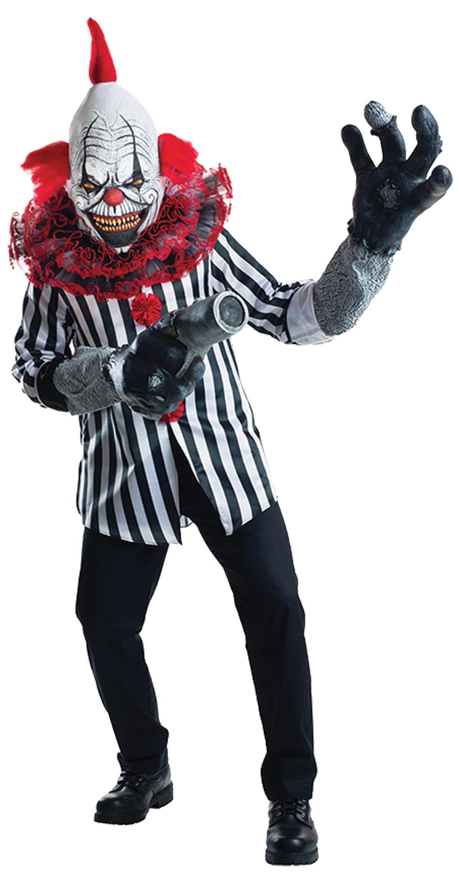 Creature Reacher Death Grin Costume