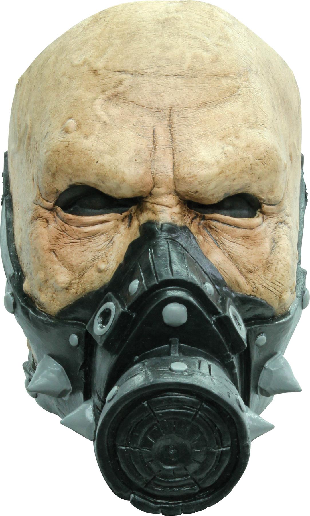 Biohazard Agent Zombie Gas Mask