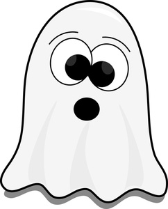Image result for cartoon ghost