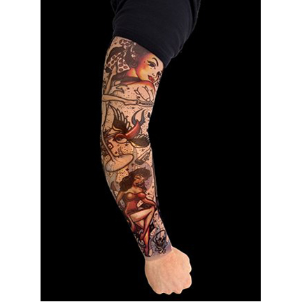 Rockabilly Tattoo Sleeves