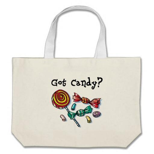 trick r treat bag