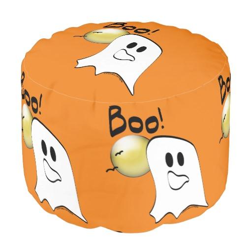 ghostly poufs