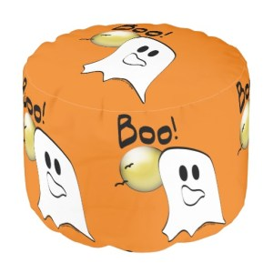 ghostly poufs