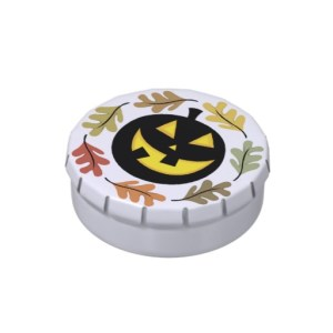 halloween party favor candy tins