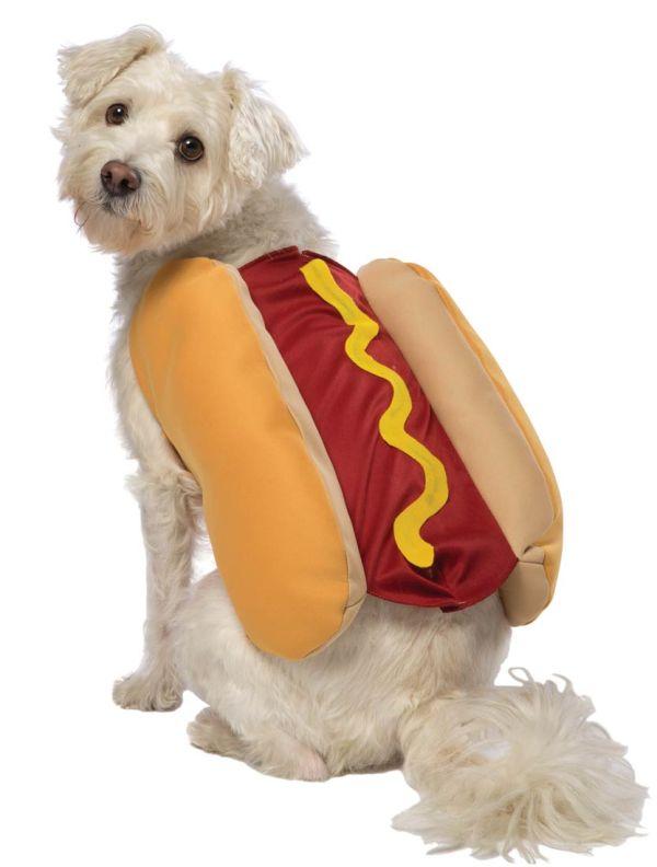 hot dog dog costume