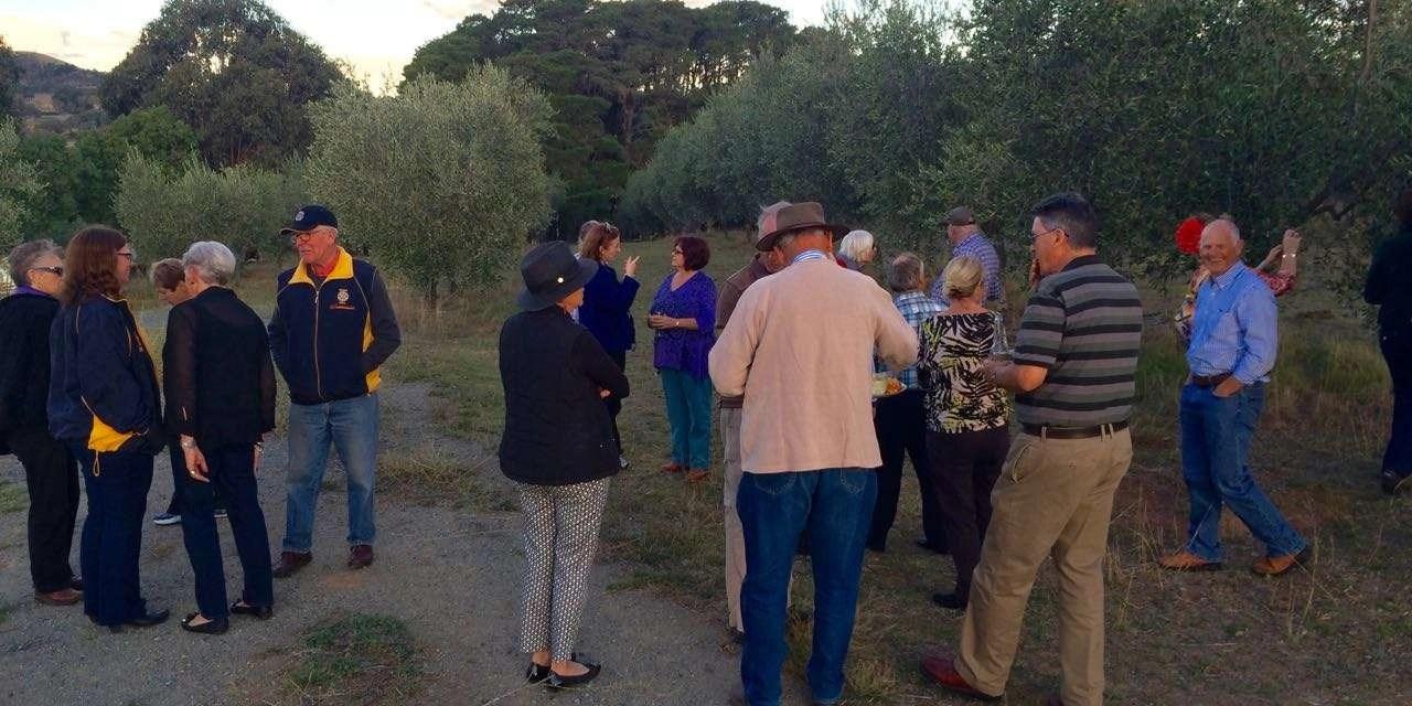 Club Meeting at Homeleigh Grove