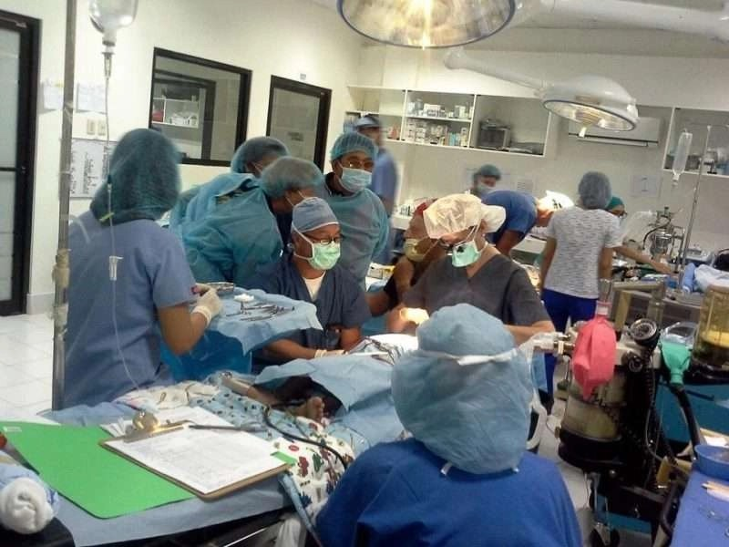 Helping Operation Cleft in Bangladesh