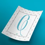 It's Monogram Monday So Quickly Grab Your Quirky Free Q Printable!