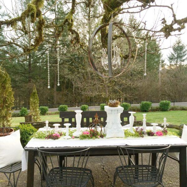 outdoor garden party ideas Vintage Outdoor Garden Party Decoration Ideas ~ Hallstrom Home