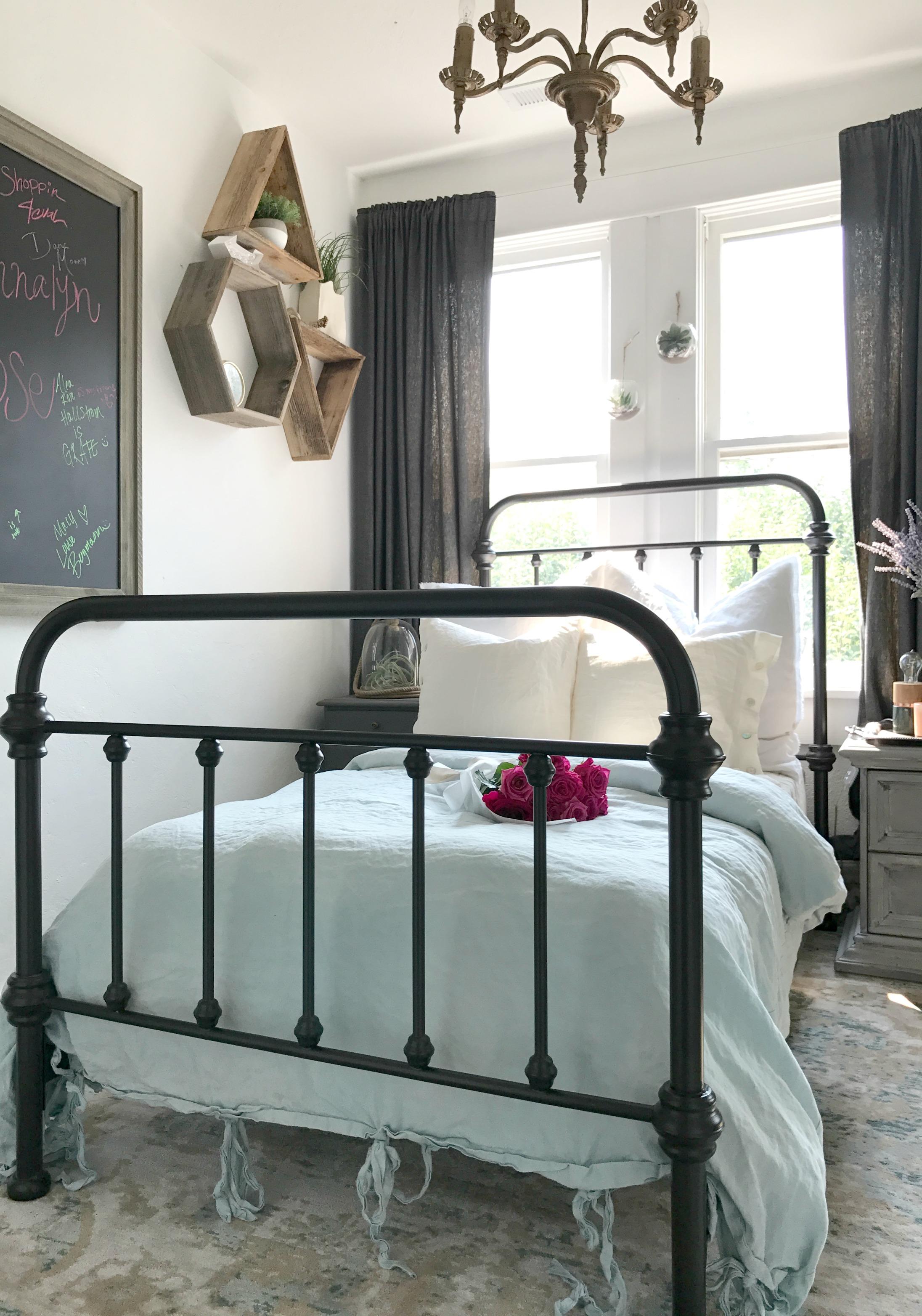 Fun, Cool, and Trendy Teenage Girls Bedroom - Hallstrom Home on Trendy Bedroom  id=11607