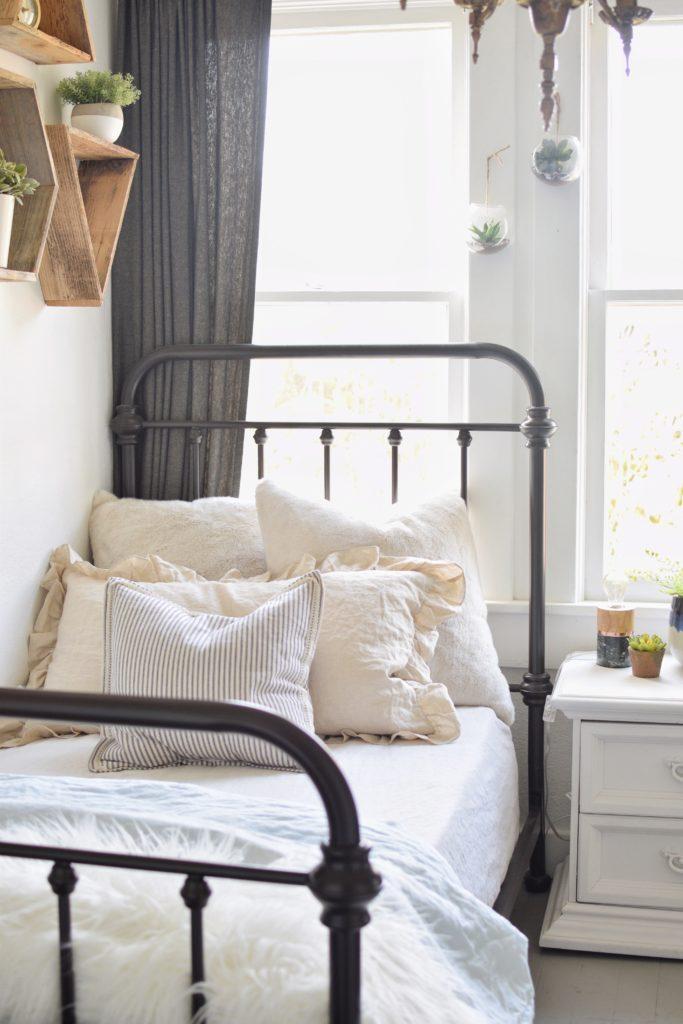 5 Style Tips for a Teen Girls Boho Farmhouse Bedroom ... on Boho Bedroom Decor  id=81520