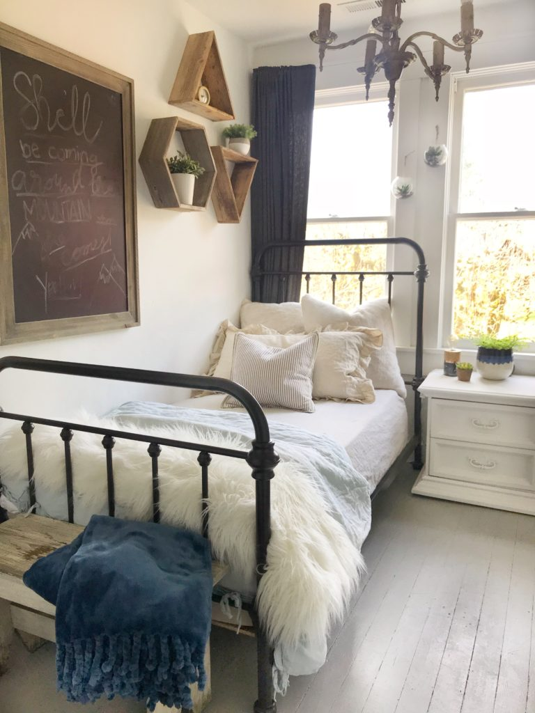 5 Style Tips for a Teen Girls Boho Farmhouse Bedroom ... on Boho Bedroom  id=82220