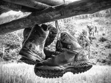 Welche Schuhe sind die richtigen?