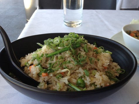 Vege Fried Rice