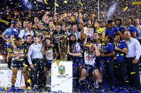 Cowboys win 2015 NRL Premiership, can they do it again?