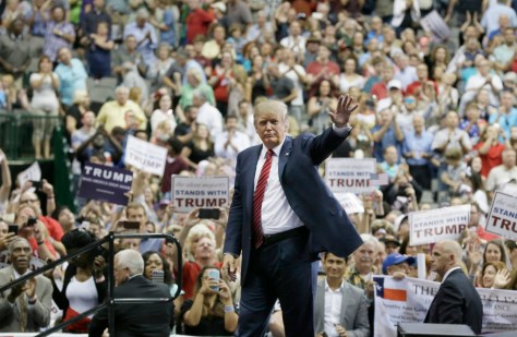Can Trump get enough votes in the General Election?