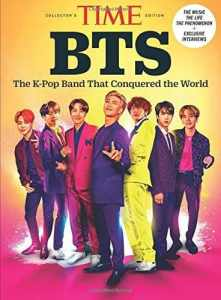 TIME BTS: The K-Pop Band that Conquered the World