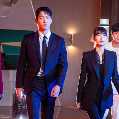 "The main cast of ""Start-up"" Kdrama"