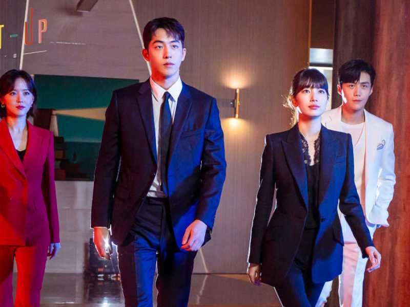 """The main cast of """"Start-up"""" Kdrama"""