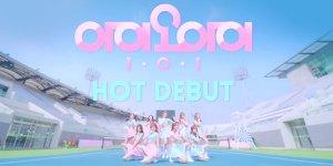 IOI-HotDebut2