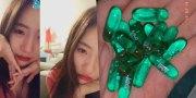แฟนๆกังวล Sunmi มีอาการเครียดหลังโพสต์รูปแคปซูลยาและร้องไห้ระหว่าง Live