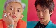 'EXO-SC' เตรียมเดบิวต์ 'What a Life' | ส่งรูปทีเซอร์เดี่ยว SEHUN & CHANYEOL เพิ่มเติม