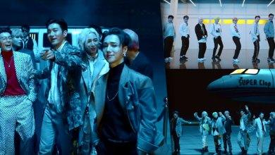 Photo of SUPER JUNIOR ปล่อยตัวไปกับจังหวะ ใน MV เพลงโปรโมตคัมแบค 'SUPER Clap'