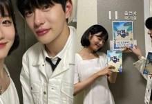 Photo of ชเวโบมิน – ชินเยอึน ส่งข้อความถึงแฟนๆ อำลาหน้าที่ MC ของ Music Bank