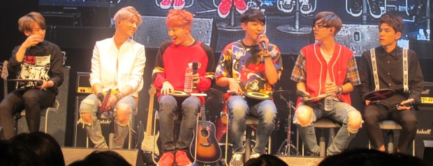 Day6 Musicians of South Korea