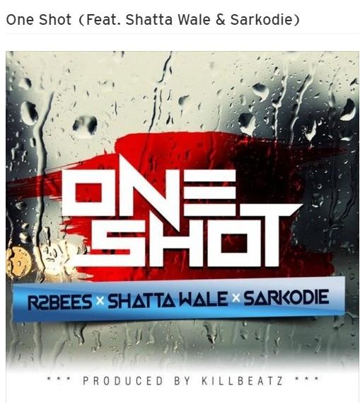 Gunshot-R2bees ft. shatta wale and sarkodie