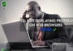 ssl-not-displaying-properly