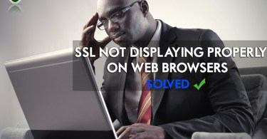 ssl-not-displaying-properly