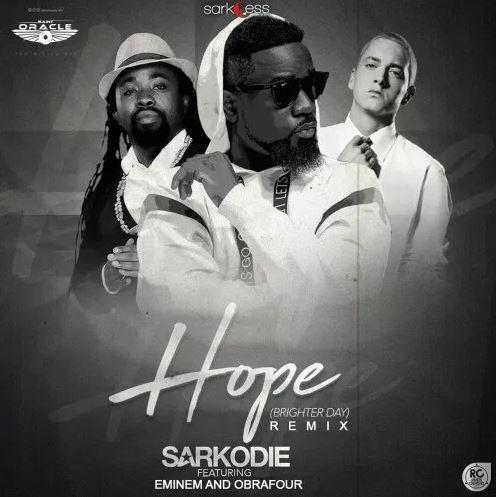 Sarkodie ft Eminem x Obrafour – Hope (Brighter Day) Remix